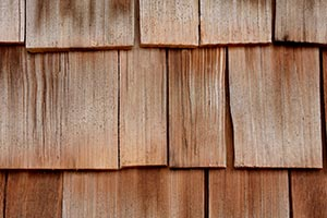 Wood Shake Shingles RI